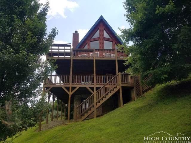 260 West Ridge Road, Piney Creek, NC 28663 (MLS #209733) :: Keller Williams Realty - Exurbia Real Estate Group