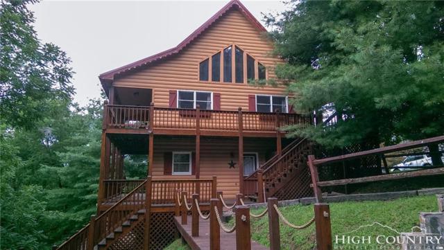 11 Buck Trail Lane, Piney Creek, NC 28663 (MLS #209749) :: Keller Williams Realty - Exurbia Real Estate Group