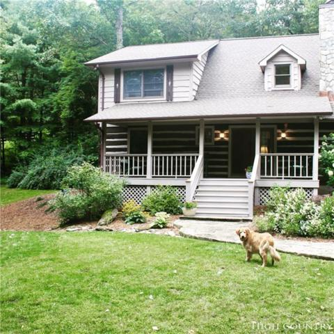 132 Morning Star, Blowing Rock, NC 28605 (MLS #209756) :: RE/MAX Impact Realty