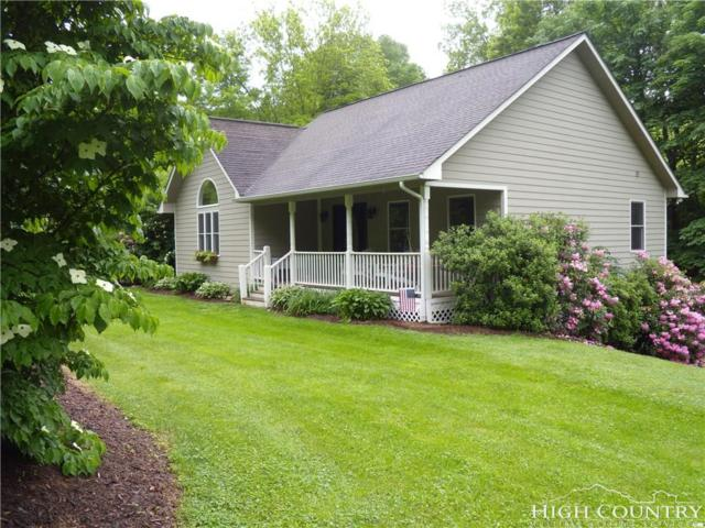 102 Woodbriar Lane, Sugar Grove, NC 28679 (MLS #209789) :: Keller Williams Realty - Exurbia Real Estate Group