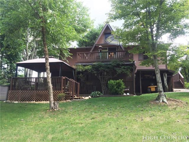 141 Ridgecrest Drive, West Jefferson, NC 28694 (MLS #209804) :: RE/MAX Impact Realty