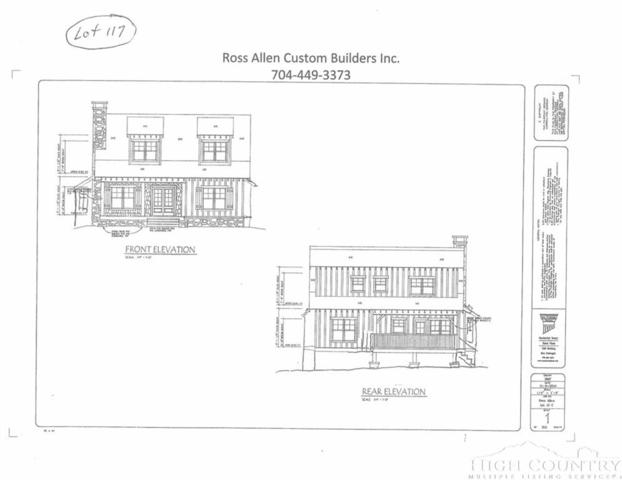 Lot 117 Autumn Blaze Trail, Blowing Rock, NC 28605 (MLS #209916) :: RE/MAX Impact Realty