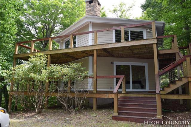 132 Wedling Weg Road, Beech Mountain, NC 28604 (MLS #209921) :: Keller Williams Realty - Exurbia Real Estate Group