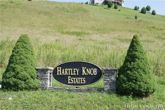 TBD Hartley Knob Road, Boone, NC 28607 (MLS #209923) :: RE/MAX Impact Realty
