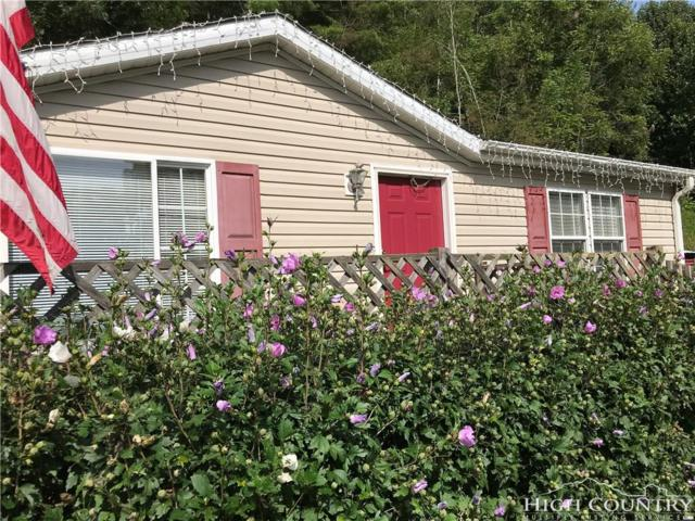 168/166 Big Piney Creek Road, Lansing, NC 28643 (MLS #209925) :: Keller Williams Realty - Exurbia Real Estate Group