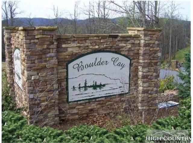 Lot  17 Sunset Ridge Drive, Boone, NC 28607 (#209934) :: Mossy Oak Properties Land and Luxury