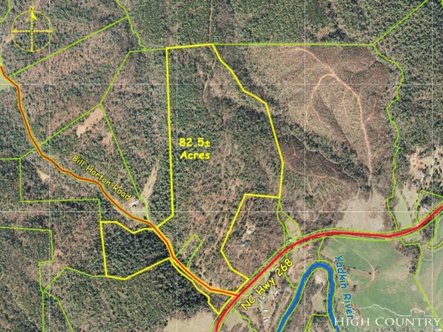 TBD Bill Horton Road, Ferguson, NC 28624 (MLS #209946) :: Keller Williams Realty - Exurbia Real Estate Group