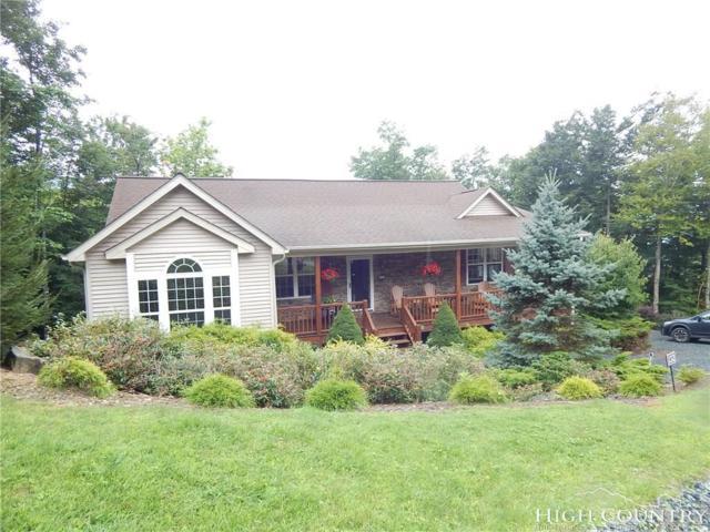 132 Wintergreen Way Way, Beech Mountain, NC 28604 (MLS #209959) :: Keller Williams Realty - Exurbia Real Estate Group