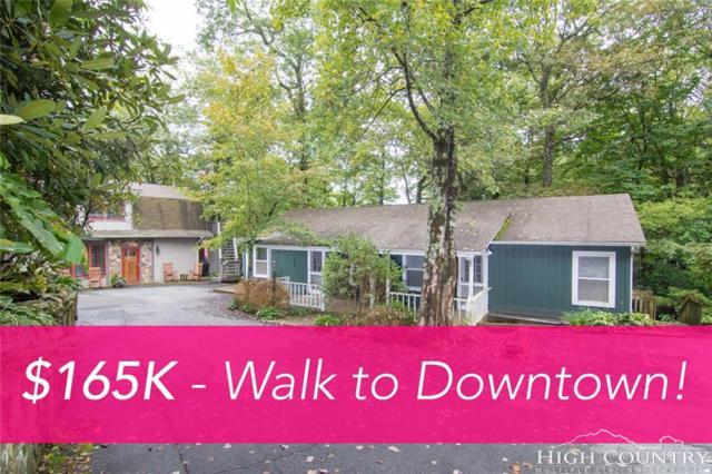 307 Morningside Drive B, Blowing Rock, NC 28605 (MLS #209984) :: Keller Williams Realty - Exurbia Real Estate Group