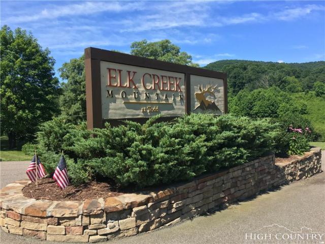 Lot 22 Elk Creek Mountain Parkway, Todd, NC 28684 (MLS #210070) :: RE/MAX Impact Realty