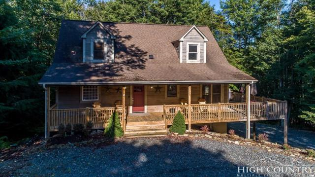 108 Overbrook Knoll, Beech Mountain, NC 28604 (MLS #210103) :: RE/MAX Impact Realty