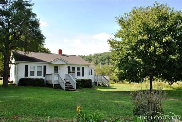 178 John Shell Road, Sugar Grove, NC 28679 (MLS #210120) :: Keller Williams Realty - Exurbia Real Estate Group