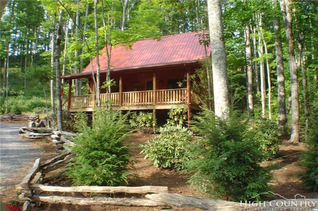 122 Mission Oaks Drive, Todd, NC 28684 (MLS #210134) :: RE/MAX Impact Realty