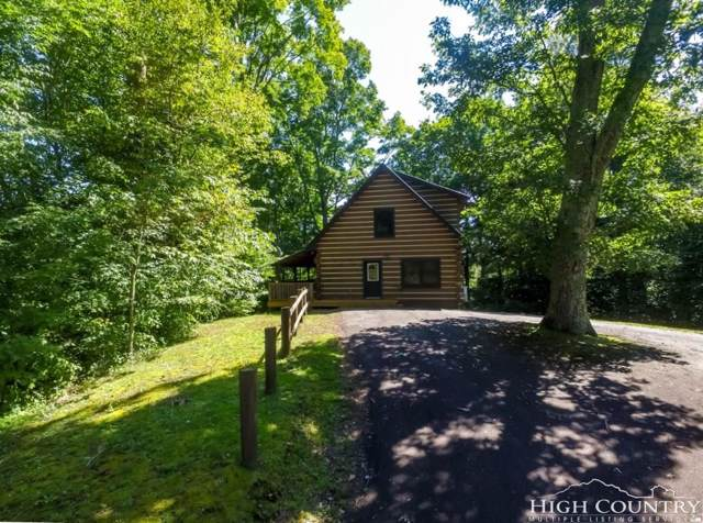726 Knight Road Extension, Creston, NC 28615 (MLS #210144) :: RE/MAX Impact Realty