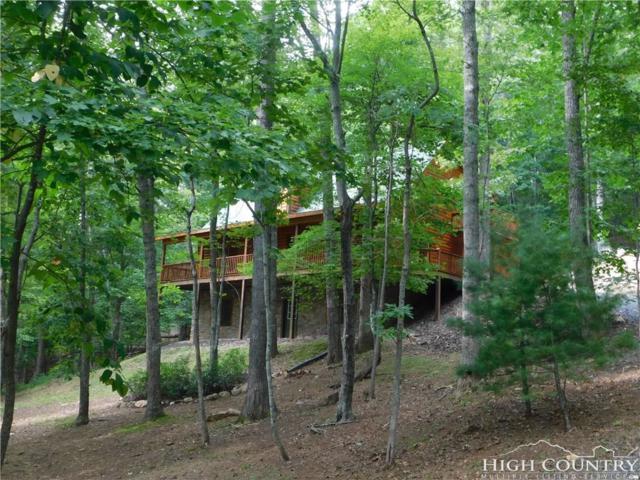 381 Charlie Warwick Road, Fleetwood, NC 28626 (MLS #210147) :: Keller Williams Realty - Exurbia Real Estate Group