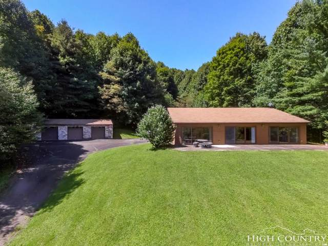437 Paradise Valley Road, Creston, NC 28615 (MLS #210149) :: RE/MAX Impact Realty