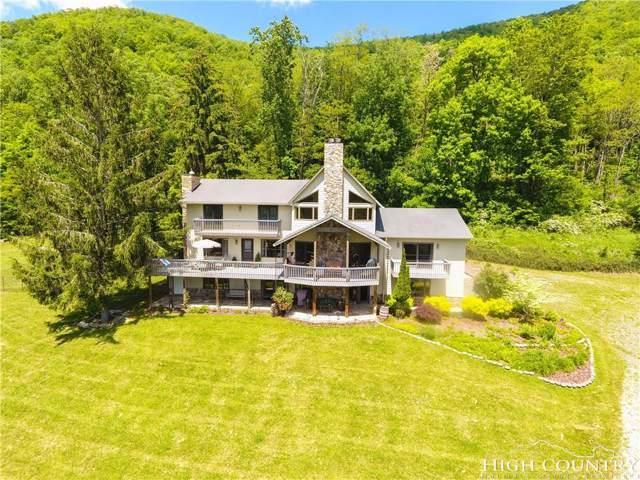 8631 & 8633 Nc Hwy 194 N, Todd, NC 28684 (MLS #210170) :: Keller Williams Realty - Exurbia Real Estate Group