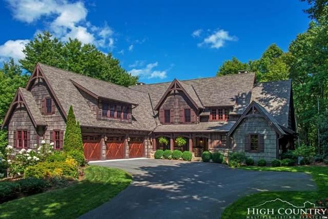 337 The Glens Boulevard, Banner Elk, NC 28604 (MLS #210175) :: Keller Williams Realty - Exurbia Real Estate Group