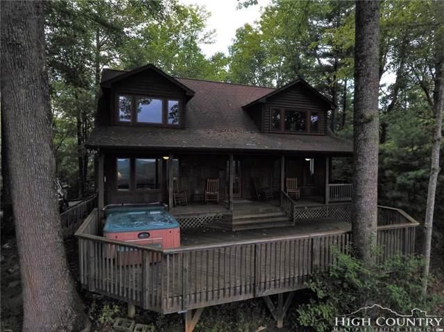 137 Grannys Ridgee Road, Ferguson, NC 28624 (MLS #210182) :: Keller Williams Realty - Exurbia Real Estate Group
