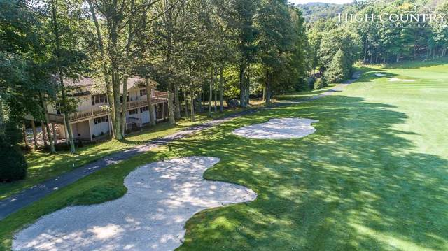 419 Saint Andrews Road, Beech Mountain, NC 28604 (MLS #210188) :: Keller Williams Realty - Exurbia Real Estate Group