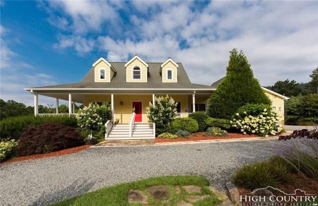2011 Hattie Hill Road, Vilas, NC 28692 (MLS #210193) :: Keller Williams Realty - Exurbia Real Estate Group