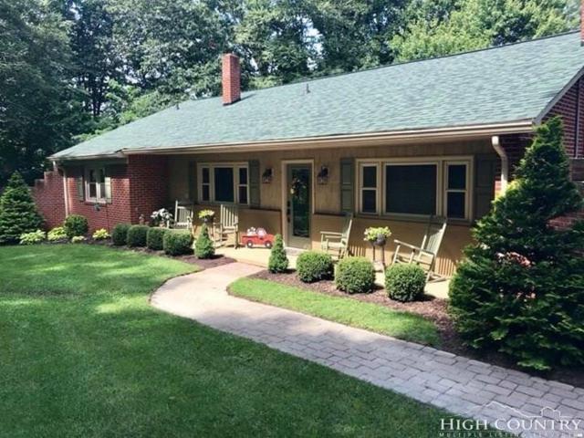 113 Hamilton Drive, Jefferson, NC 28640 (MLS #210205) :: Keller Williams Realty - Exurbia Real Estate Group