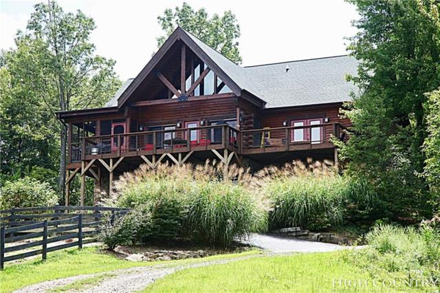 440 Mica Mine Lane, Ferguson, NC 28624 (MLS #210212) :: Keller Williams Realty - Exurbia Real Estate Group