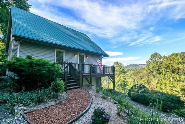 121 Rocky Knob Trail, Sugar Grove, NC 28679 (MLS #210314) :: Keller Williams Realty - Exurbia Real Estate Group