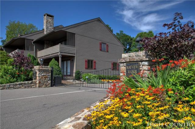 107 Mayview Manor Court M, Blowing Rock, NC 28605 (MLS #210318) :: Keller Williams Realty - Exurbia Real Estate Group