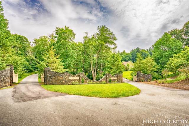 Lot 10 Cielo Road, Blowing Rock, NC 28605 (MLS #210442) :: RE/MAX Impact Realty