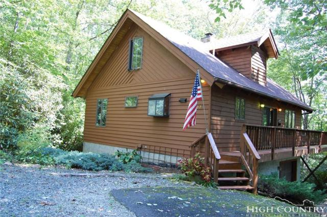 107 Goldfinch Road, Linville, NC 28657 (MLS #210512) :: Keller Williams Realty - Exurbia Real Estate Group