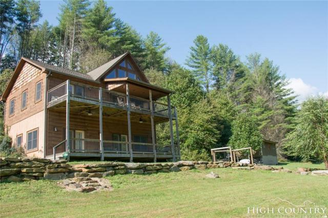 651 Falls Lane, Warrensville, NC 28693 (MLS #210597) :: Keller Williams Realty - Exurbia Real Estate Group