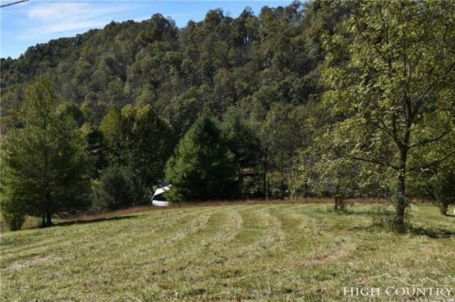 Lot 94 E Hidden Mountain Lane, Crumpler, NC 28617 (MLS #210612) :: RE/MAX Impact Realty