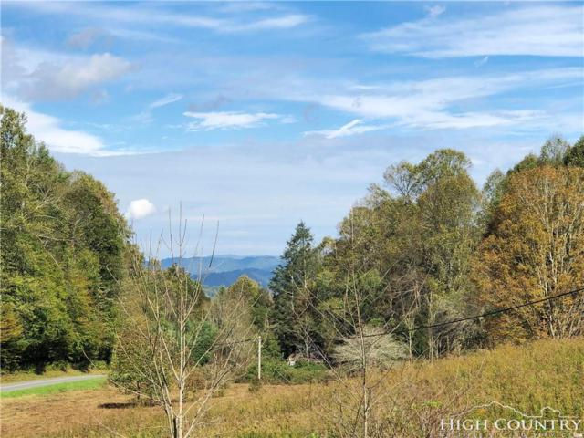 Tract 3 Clarks Creek Road, Banner Elk, NC 28604 (MLS #210654) :: RE/MAX Impact Realty