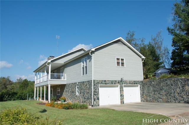 611 Rose Road, Laurel Springs, NC 28644 (MLS #210656) :: Keller Williams Realty - Exurbia Real Estate Group