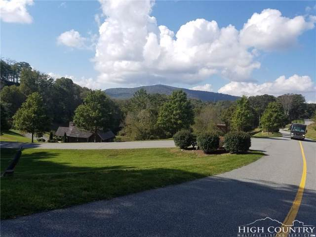 Lot 204 Thunderhill Trail, Blowing Rock, NC 28605 (MLS #210718) :: RE/MAX Impact Realty
