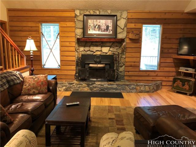 109 S Hickory Lane, Beech Mountain, NC 28604 (MLS #210878) :: RE/MAX Impact Realty