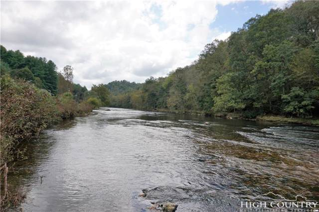 Lot 25 Hidden Mountain Lane, Crumpler, NC 28617 (MLS #210900) :: RE/MAX Impact Realty