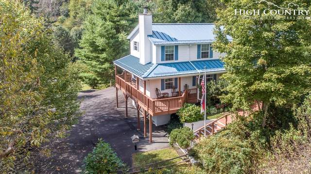 218 Mast Mead Road, Sugar Grove, NC 28679 (MLS #210910) :: Keller Williams Realty - Exurbia Real Estate Group