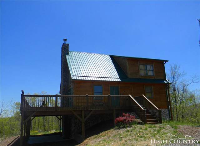 1490 Rustic Road, West Jefferson, NC 28694 (MLS #210934) :: RE/MAX Impact Realty