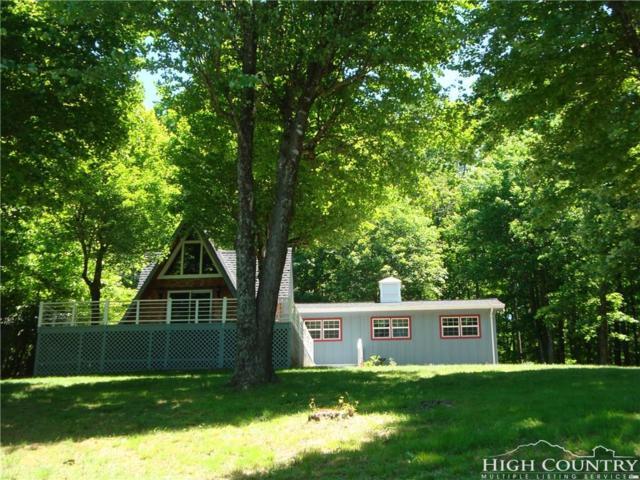 1162-B Little Peak Creek Road, Jefferson, NC 28640 (MLS #211082) :: RE/MAX Impact Realty
