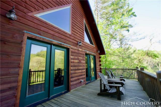 211 Stone Valley Drive, Grassy Creek, NC 28631 (MLS #211086) :: Keller Williams Realty - Exurbia Real Estate Group
