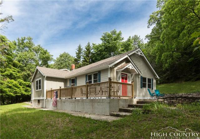 139 Sunnyside Drive, Boone, NC 28607 (MLS #211108) :: RE/MAX Impact Realty