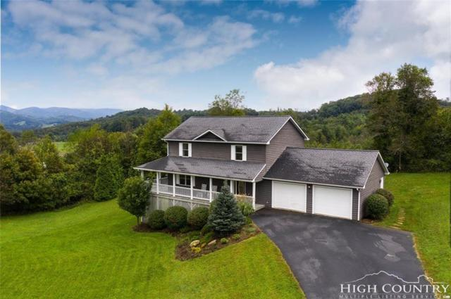 142 N Wild Cherry Circle, Boone, NC 28607 (MLS #211110) :: Keller Williams Realty - Exurbia Real Estate Group