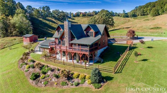 707 Lost Ridge Trail, Vilas, NC 28692 (MLS #211132) :: Keller Williams Realty - Exurbia Real Estate Group
