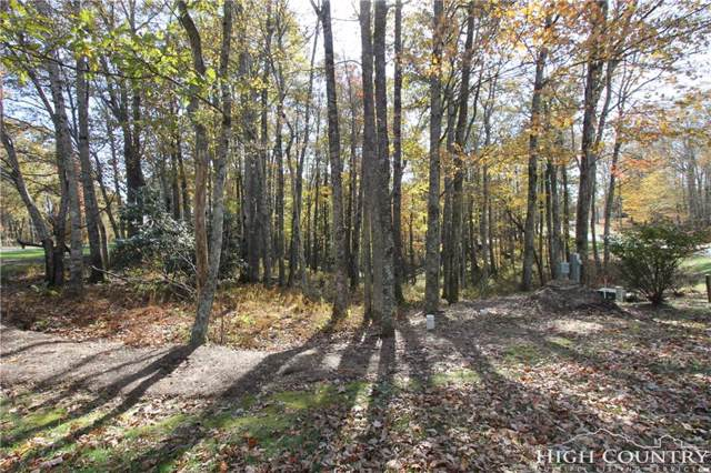 Lot 74R Sweetgrass Drive, Blowing Rock, NC 28605 (MLS #211191) :: RE/MAX Impact Realty