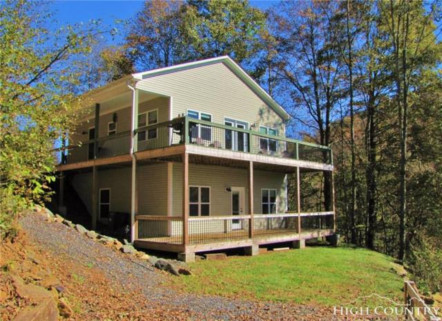 277 Clear Waters Edge, Creston, NC 28615 (MLS #211246) :: Keller Williams Realty - Exurbia Real Estate Group