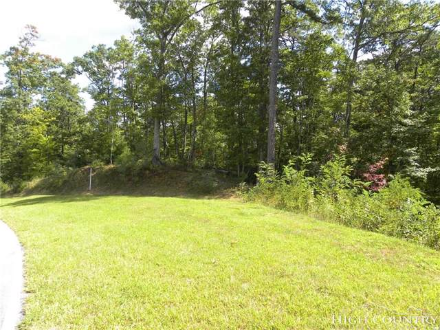 Lot 103 Nightshade Roads, Blowing Rock, NC 28607 (MLS #211250) :: Keller Williams Realty - Exurbia Real Estate Group