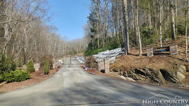 Lot 62 Trailwood Drive, West Jefferson, NC 28694 (MLS #211261) :: Keller Williams Realty - Exurbia Real Estate Group