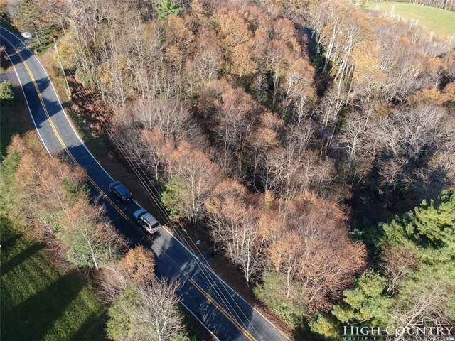 Lot 12 Center Court Drive, Boone, NC 28607 (MLS #211282) :: RE/MAX Impact Realty